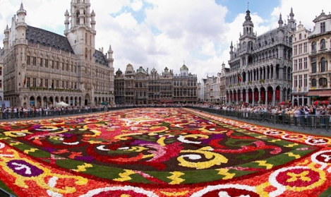 Flower Carpet Festival